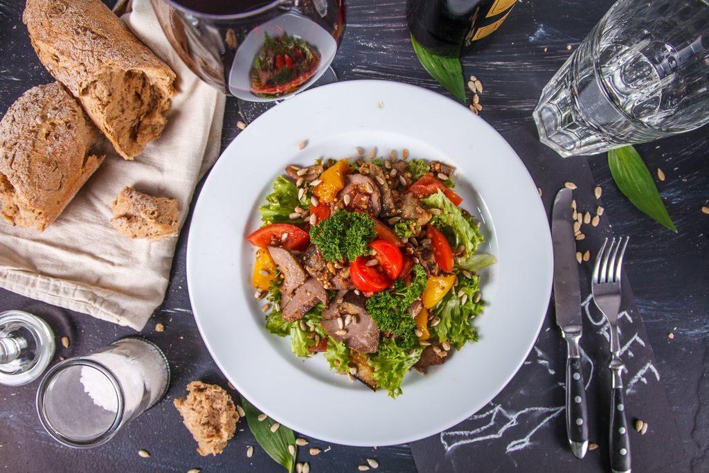Ресторан «Москва» - Отличные моменты любимой кухни