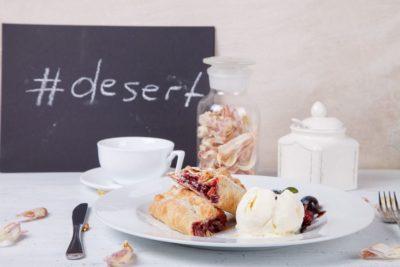 «Сладкий уикенд» десерт от шефа в подарок