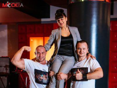 8 марта в ресторане «Москва»