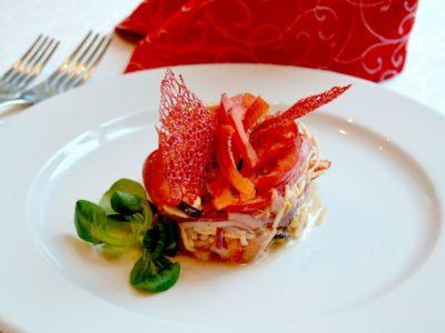 Весенние салаты от ресторана «Москва»