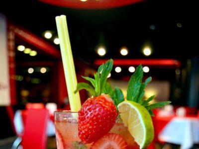 Cмузи, коктейли и лимонады от ресторана «Москва»